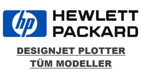 Hp Designjet PlotterTüm Modeller