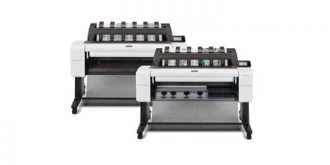 HP DesignJet T1600 Plotter