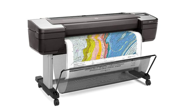 HP DesignJet T1700 Plotter