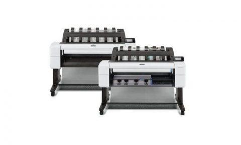 HP DesignJet T2600 Çok İşlevli Yazıcı Serisi
