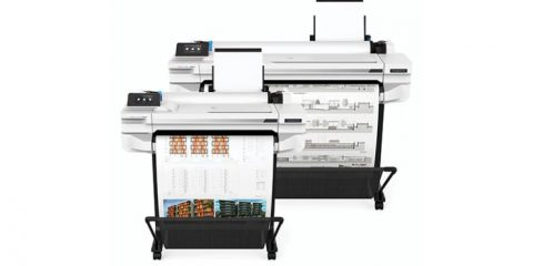 HP DesignJet T500 Plotter