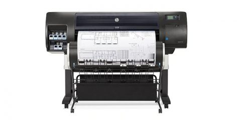 HP DesignJet T7200 Plotter