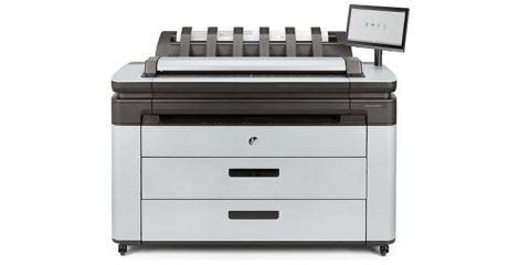 HP DesignJet XL 3600 Çok İşlevli Plotter