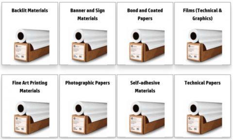 Hp Plotter Kağıtları